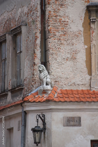 Old town in lublin - 27361196