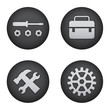 Tools and Machines Icons