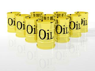 золотые баррели нефти