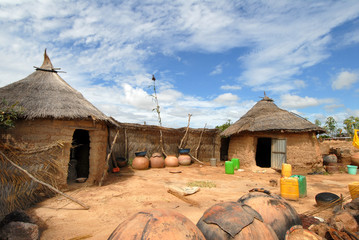 africa villaggio