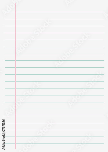 Notizblatt - Notepad