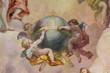 Fresque de l'Eglise St Charles, Vienne