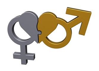 Heterosexuell