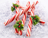 Peppermint Logs