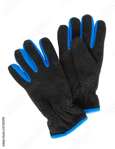 Winter sports gloves | Isolated