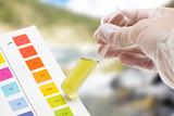 Outdoor pH test