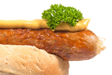Bratwurst im Brötchen V3