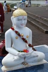 statue hindou à Grand Bassin