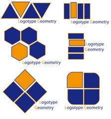 loghi geometrici