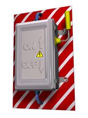 Электрорубильник