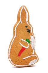 Christmas ornament rabbit