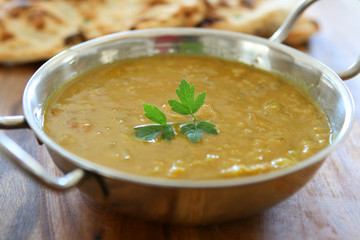 Indian Curried Lentils
