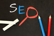 Search Engine Optimization Konzept