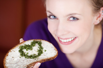 gesunde ernährung mit herz