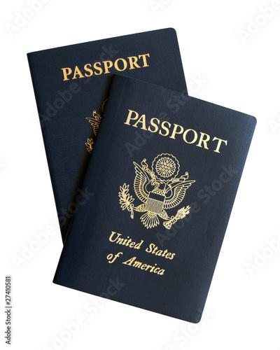 American passports
