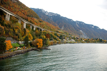 Svizzera, Montreux, Friburgo e Gruyere