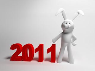 white rabbit 2011