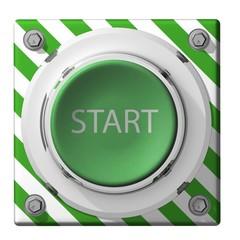 round Start button