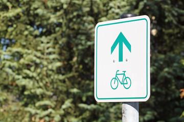 Fahrradschild IV