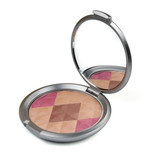 Compact powder box with mirror