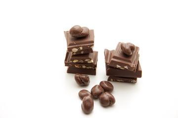 Nußschokolade