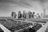 Brooklyn Bridge Taxi, New York - 27431742