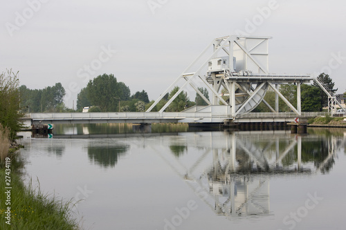 Pegasus Bridge, Normandy, France