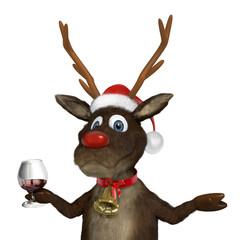 Rudolph, la renna di Babbo Natale