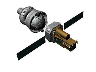 Космическая обсерватория. Выведение.