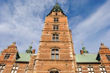 Türme Schloss Rosenborg