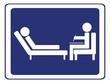 psychology session sign vector