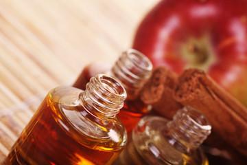 Apple cinnamon aromatherapy