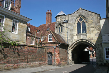 Salisbury architecture