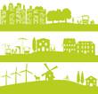 vie urbaine et écologique