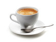 canvas print picture - Cappuccino cup