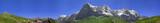 Alpenpanorama Eiger, Mönch, Jungfrau komplett - 27468178