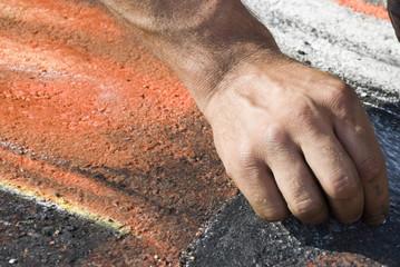 pavement-artist