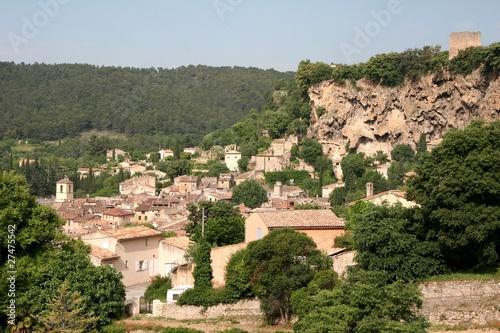 cotignac,village perché