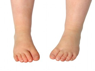 Small Childs Feet