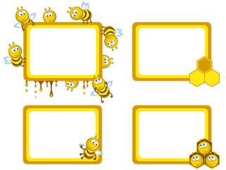 bees frameworks