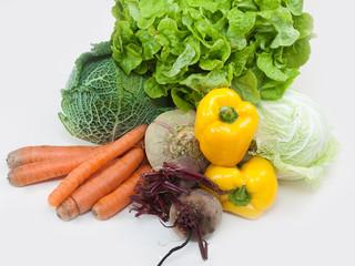 Gemischtes deutsches Gemüse