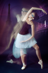ballet dancer motion
