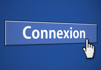 Bouton - Connexion