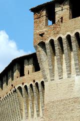 Montechiarugolo, Castello