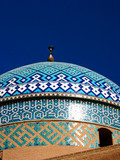 Dome of mosque, Yazd