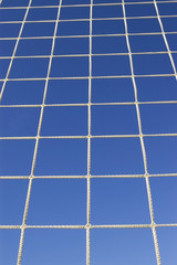Net Against Blue Sky