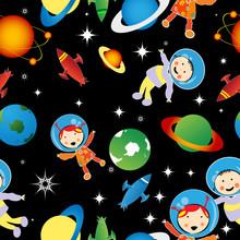 astrounauts patroon