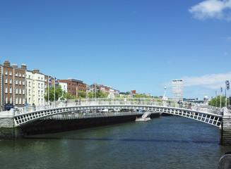 Ha´penny Bridge, Dublin, Ireland