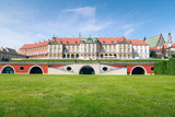 Royal Castle in Warsaw - east side - 27498517