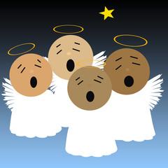 singing angels